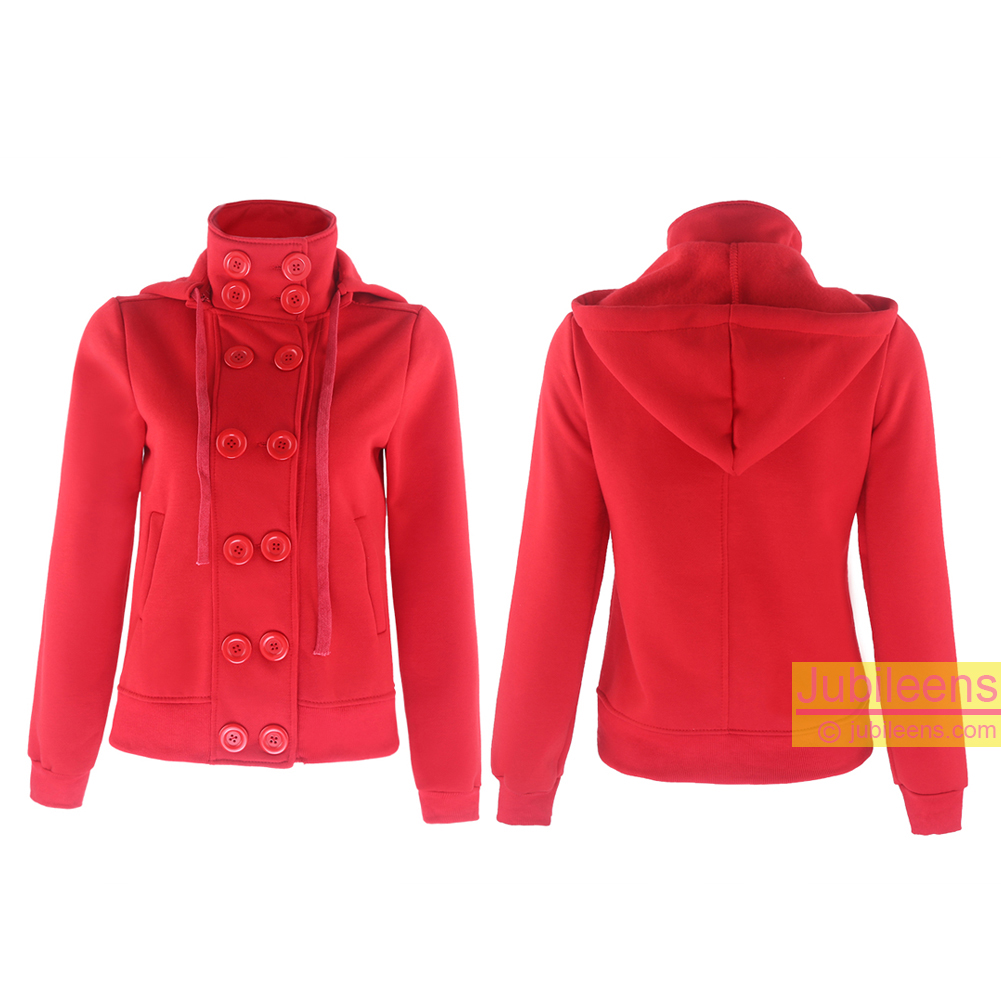 Outer Wear – Jackets (Black, Navy, Red, Grey ...